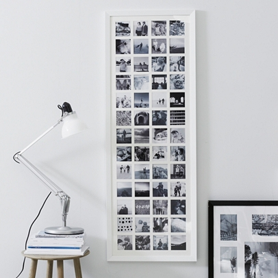 52 aperture year in memories photo frame photo frames home accessories home the white. Black Bedroom Furniture Sets. Home Design Ideas