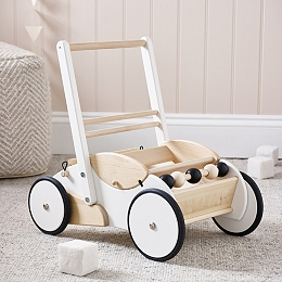 Wooden Baby Toy Walker