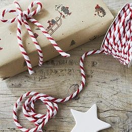 Candy Cane Twine – 10m