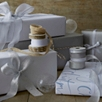 Sparkle Ribbon Box -  Set of 4