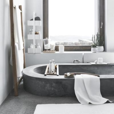 Wooden Bath Tidy