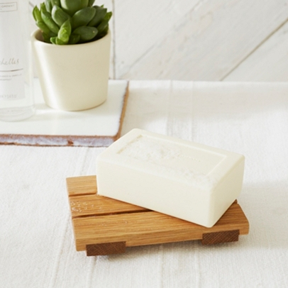Wooden Bathroom Accessories Uk wooden soap dish | bathroom accessories | the white company uk