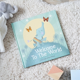 Welcome to the World Book by Lucy Tapper & Steve Wilson