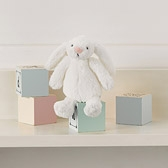 Buy Mini White Bashful Bunny from The White Company