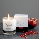 Buy Pomegranate Signature Candle from The White Company
