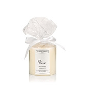 Buy Small Pure Pillar Candle from The White Company