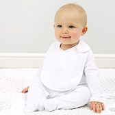 Buy Essentials Baby Bib from The White Company