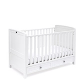 Buy Silver Cross Nostalgia Cot Bed from The White Company