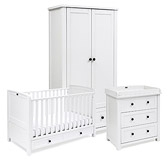 Buy Silver Cross Nostalgia Nursery Furniture Set from The White Company