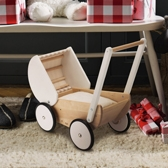 Buy Wooden Pram from The White Company