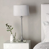 Buy Provence Lamp - White from The White Company