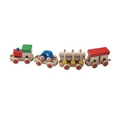 Buy Wooden Toy Train from The White Company
