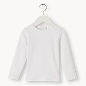 Buy Picot Trim T-Shirt from The White Company
