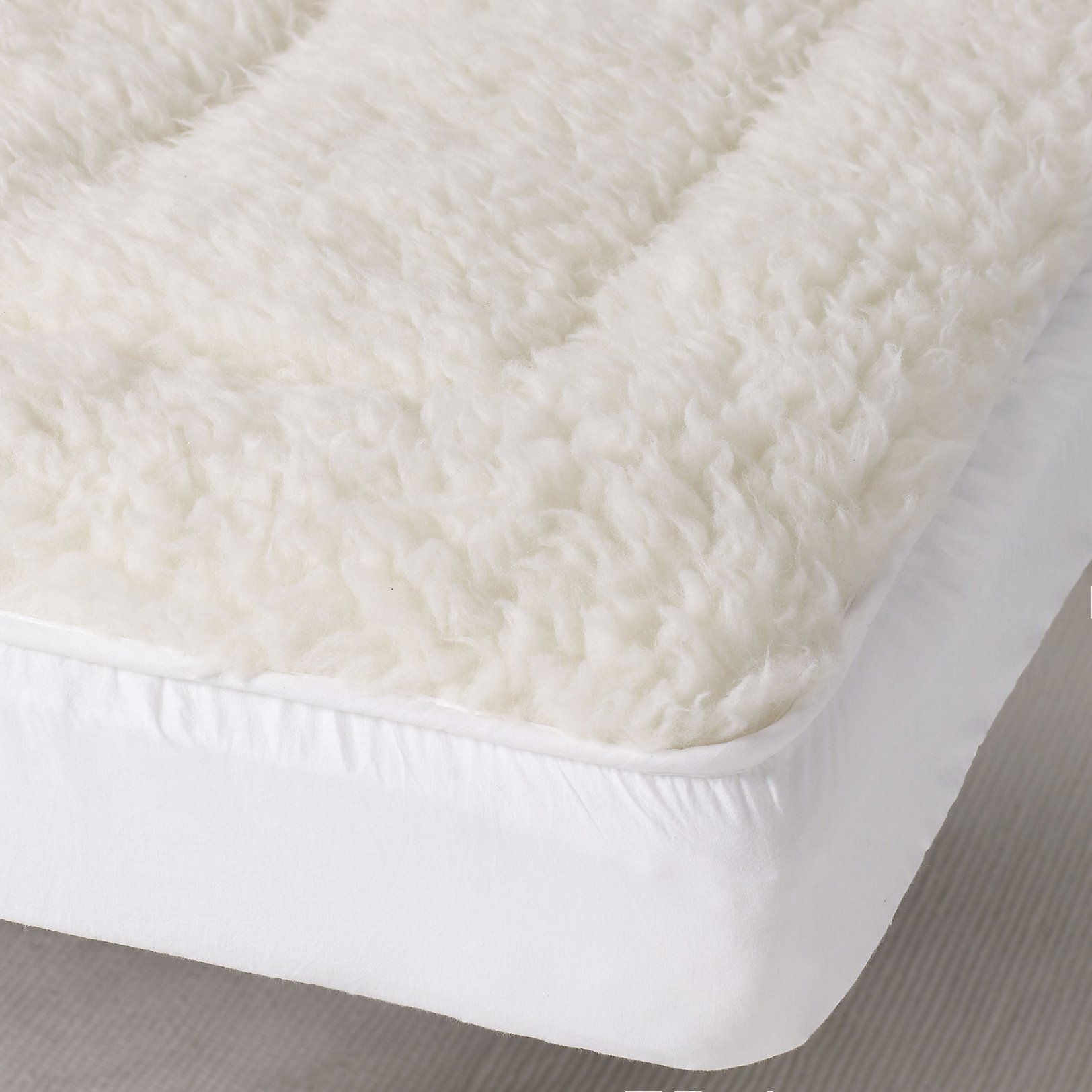 Cot Bed Mattress Topper