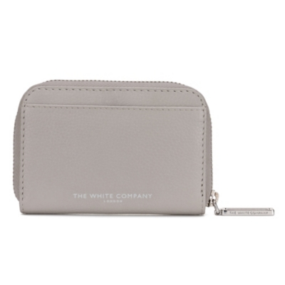 Small Zip Leather Purse