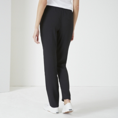 Ankle Zip Pull On Pants