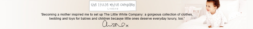 Becoming a mother inspired me to set up The Little White Company - Chrissie