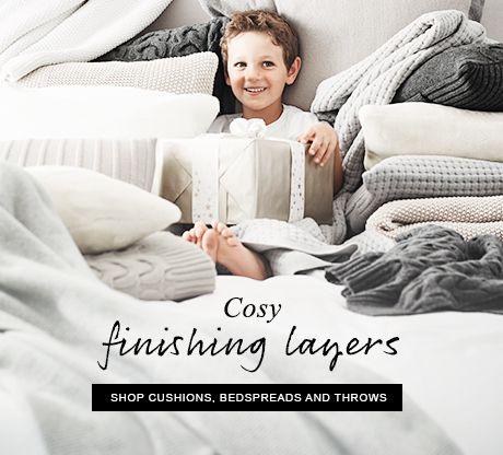 Cosy finishing layers