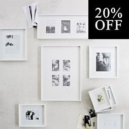 20% off selected frames