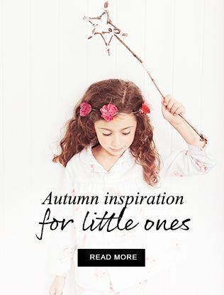Autumn inspiration for little ones