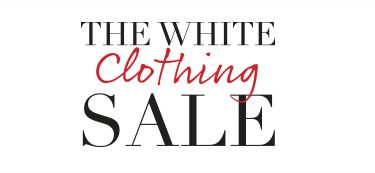 The White Clothing Sale