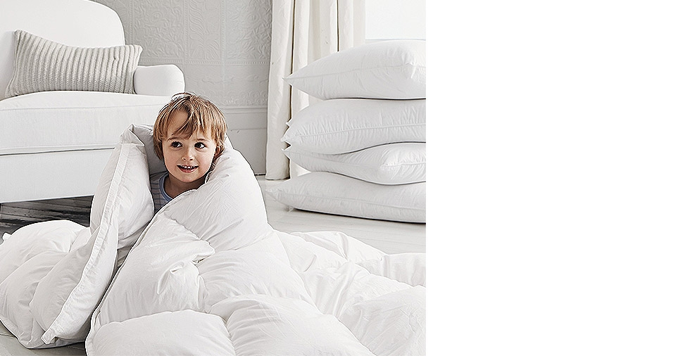 3 Pick a seasonal Comforter
