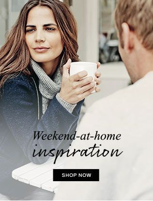 Weekend-at-home inspiration