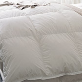 Buy Platinum Down Duvets from The White Company