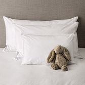 Buy Premium Hollowfibre Pillows from The White Company