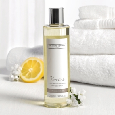 Buy Verveine Bath & Shower Gel from The White Company