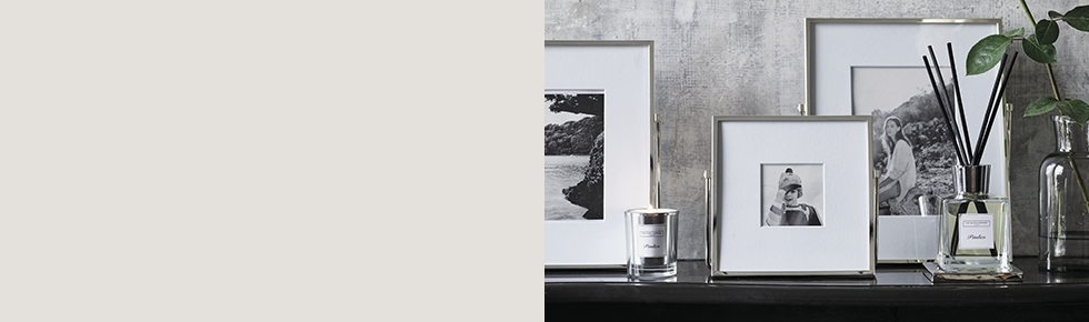 Picture Frames | White, Gray & Silver | The White Company US