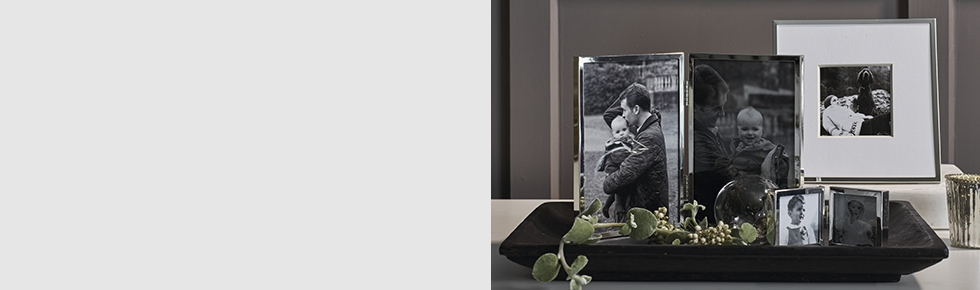 Picture Frames White Gray Silver The White Company Us