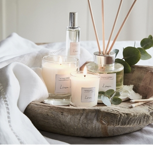 CANDLES & FRAGRANCE Sale Up to 30% off