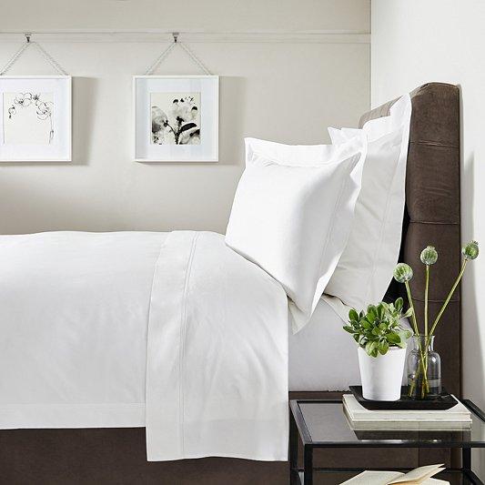 Bed Linen   Linen, Silk & Egyptian Cotton   The White Company