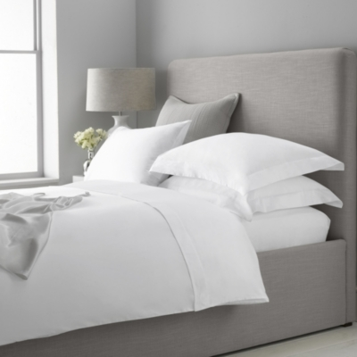 300 Thread Count Egyptian Cotton Oxford Pillowcase with Border