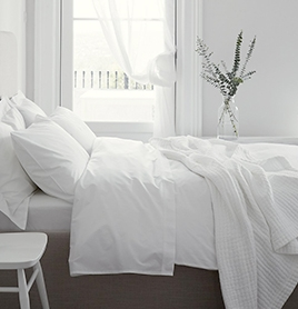Bedding Size Chart The White Company Uk