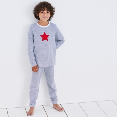 Star & Stripe Pyjama Set (1-12yrs)