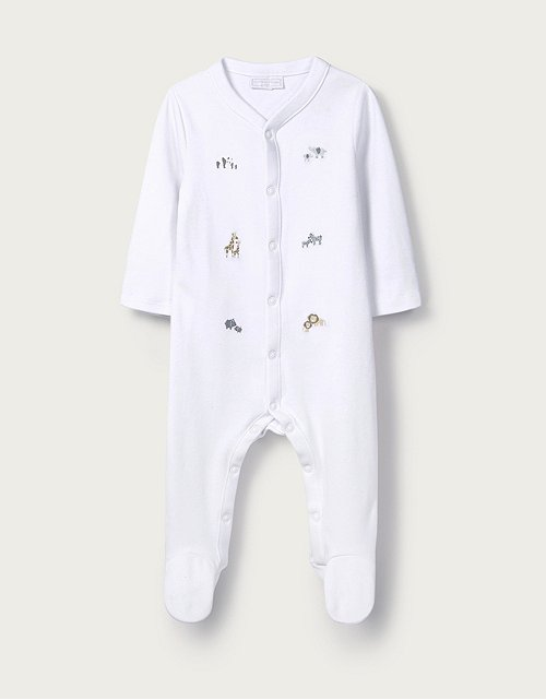 a9a2a9afb New In Baby | Baby Sleepsuits & PJs | The White Company US