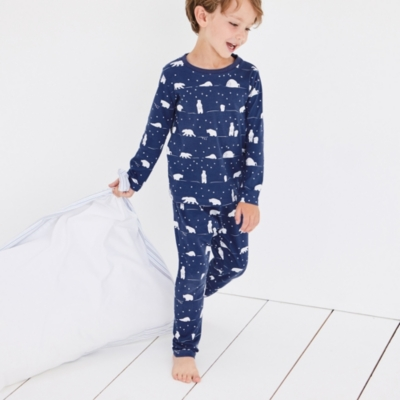 Polar Bear Journey Pyjamas (1-12yrs)