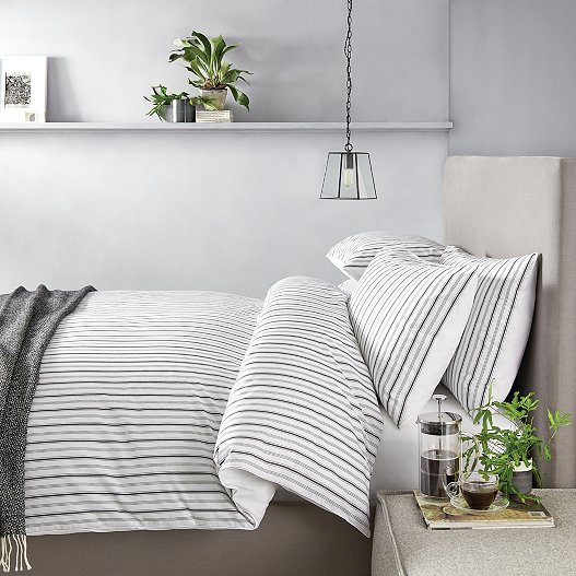Bailey Stripe Bed Linen Collection