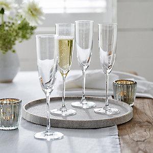 Belgravia Champagne Flute – Set of 4