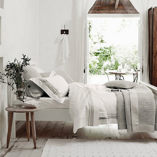 Brompton Bed Linen Collection