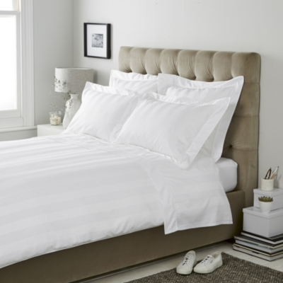 Cadogan Oxford Pillowcase - White