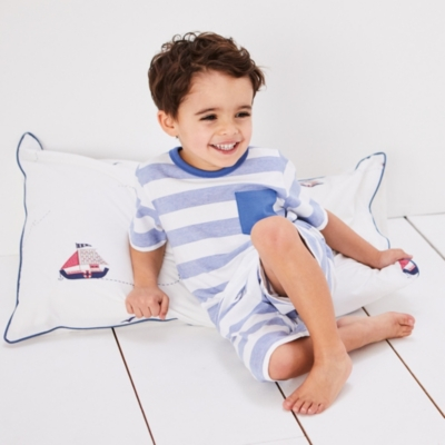 Breton Stripe Pyjamas (1-12yrs)