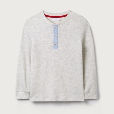 Cotton Waffle T-Shirt (1-12yrs)