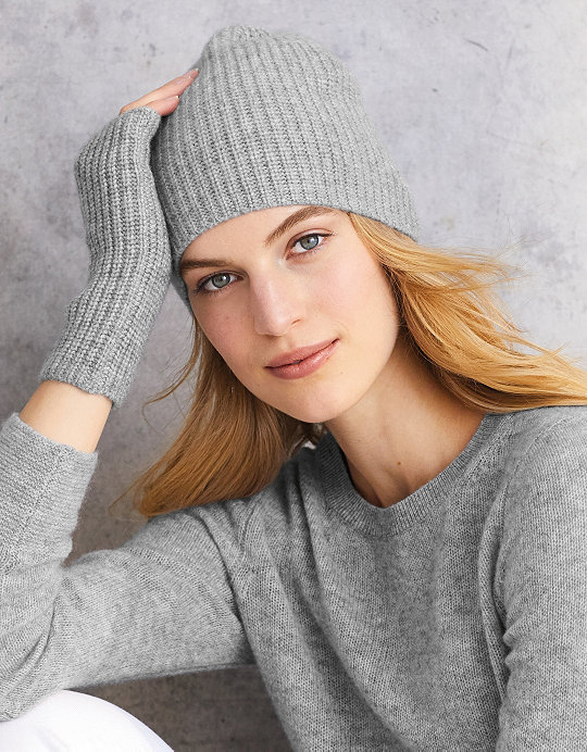 d08f4e37ab4 Added to bag. Checkout. Continue shopping. The White Company · Sale ·  Clothing Sale  Cashmere Rib Beanie Hat