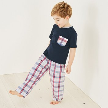 Baby & Toddler Clothing Bottoms Hearty Baby Boys White Company Short Leg Dunagrees