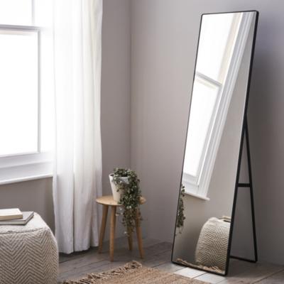 Chiltern Free Standing Floor Mirror Mirrors The White Company Uk