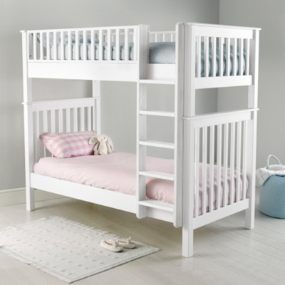 Picture of: Classic Convertible Bunk Bed Beds The White Company Uk