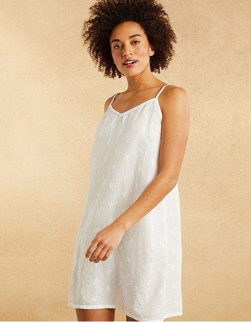 7a30e16f1e Nightdresses | Nighties & Nightgowns | The White Company UK